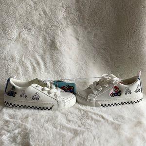 NWT Zara x Nintendo sneakers size US 11